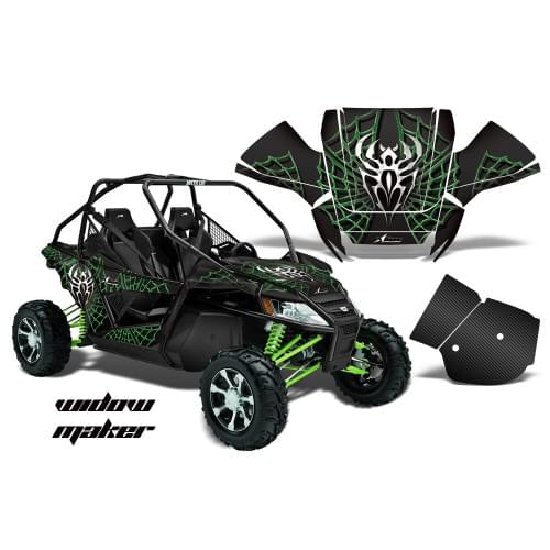 Комплект графики AMR Racing Widow Maker (Wildcat)...