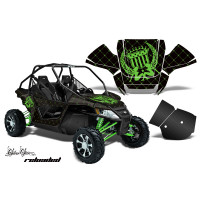 Комплект графики AMR Racing Reloaded (Wildcat)