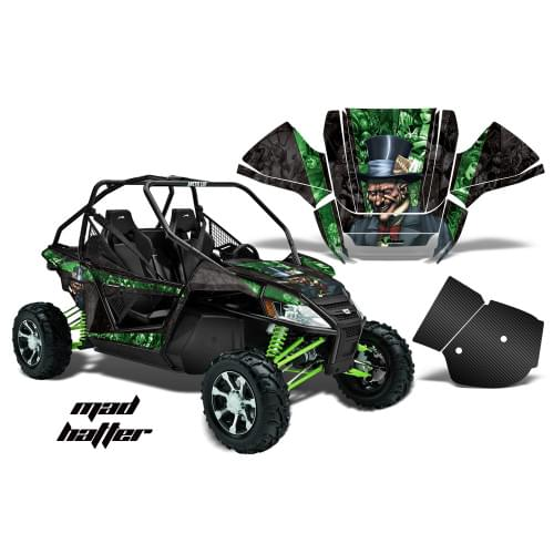 Комплект графики AMR Racing Mad Hatter (Wildcat)...