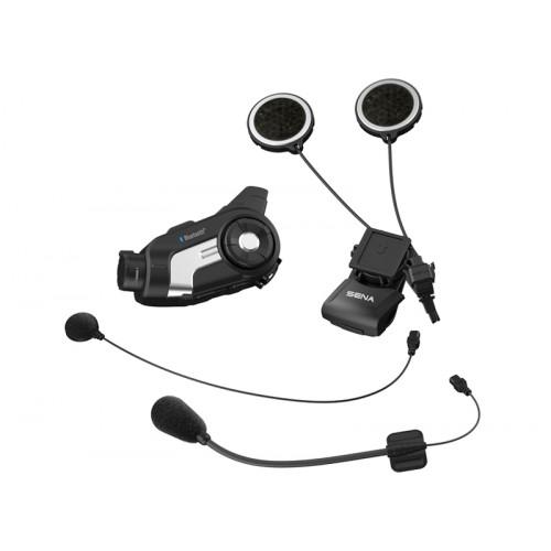 Bluetooth мотогарнитура и экшн-камера Sena 10C...