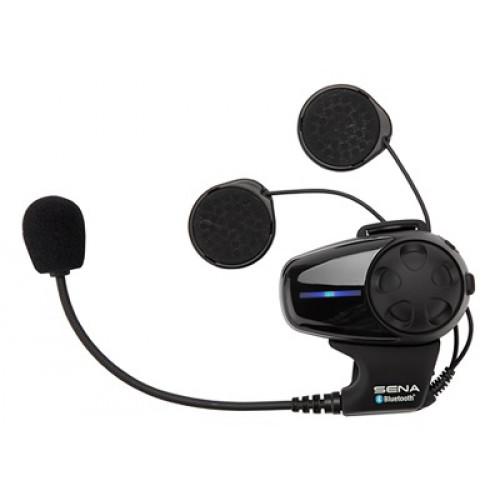 Bluetooth гарнитура и интерком с универсальным ком...