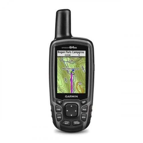 Туристический GPS навигатор Garmin GPSMAP 64ST...