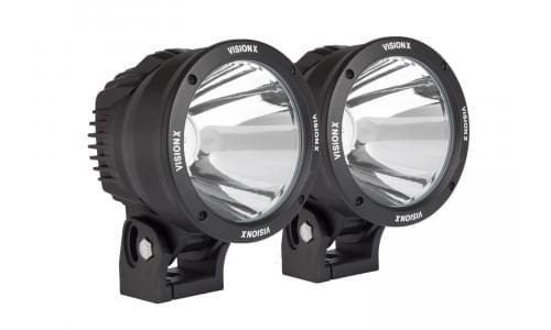 Светодиодная оптика 50W CTL-CPZ610 KIT (Дальний свет)