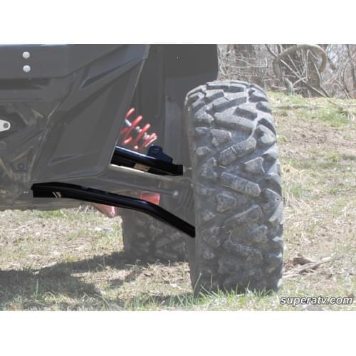 Комплект передних верхних и нижних спортивных рыча...