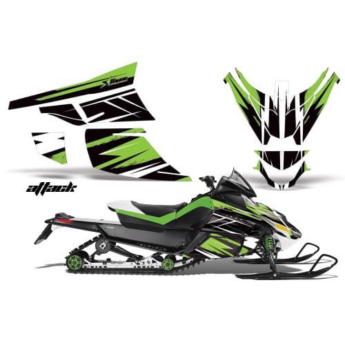 Комплект графики AMR Racing (Attack)...