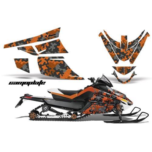 Комплект графики AMR Racing (Camoplate)...