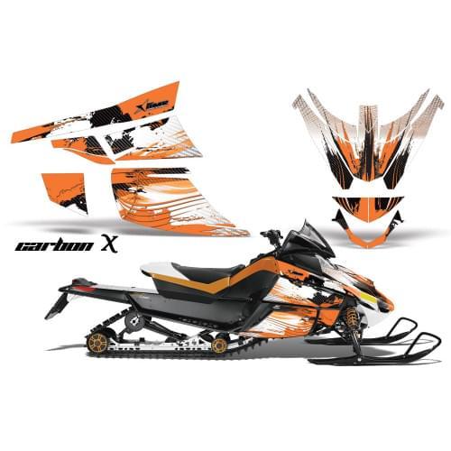 Комплект графики AMR Racing (Carbon X)...