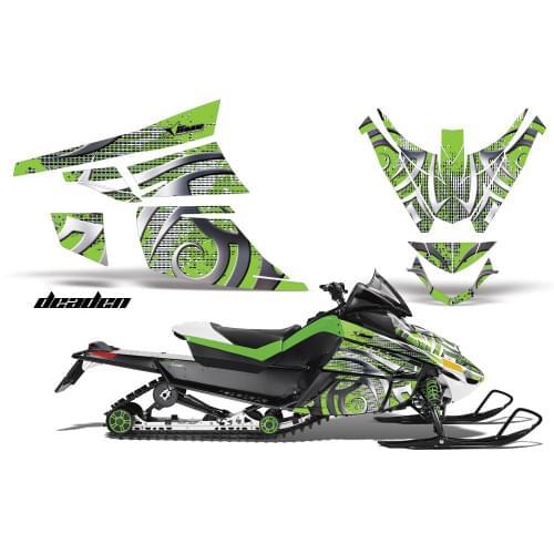Комплект графики AMR Racing (Deaden)...