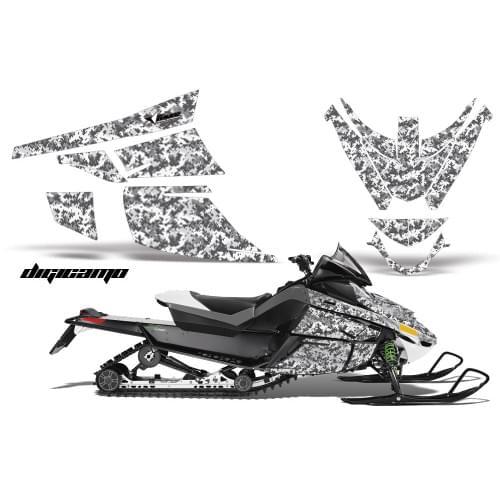Комплект графики AMR Racing (Digi Camo)...