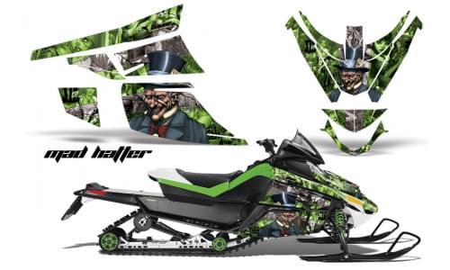 Комплект графики AMR Racing (Mad Hatter)