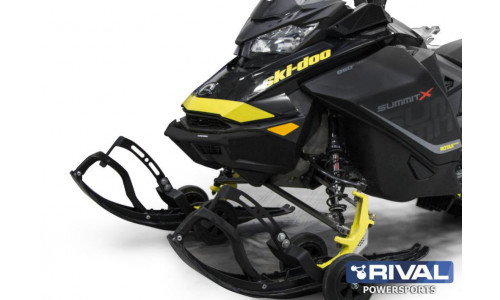 Бампер передний BRP Ski-doo (Summit/MX Z/Backcountry/Renegade/Freeride) / Lynx (Rave/Xtrim/Boondocker/Xterrain) (2017-)