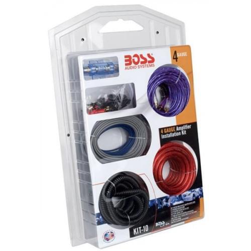 Кит для подключения аудиосистемы BOSS Audio System...