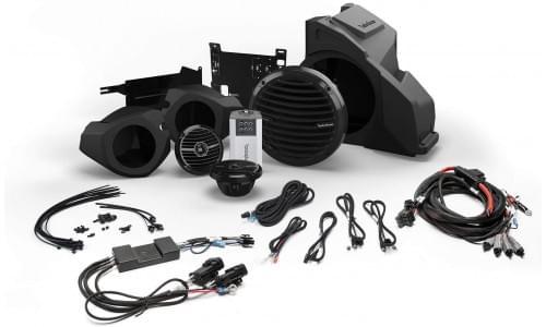 Акустическая система Rockford STAGE3 для Polaris RZR 1000 (2014-2019)/RZR1000 2019+ Ride Command