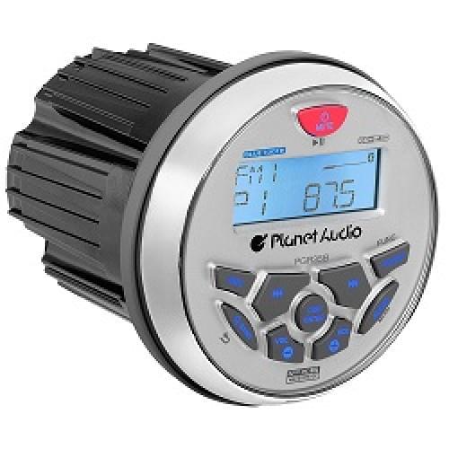 Влагозащищенная мультимедиа-магнитола с Bluetooth...