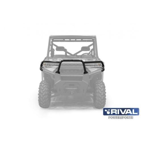 Бампер передний с боковой защитой Polaris Ranger 1000XP + комплект крепежа
