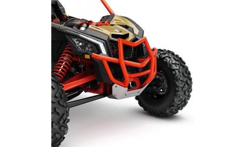 Бампер передний красный для Maverick X3 715003433