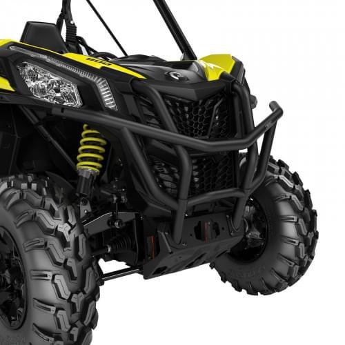 Передний бампер (черный) для Can am Maverick Trail/Sport 715003680