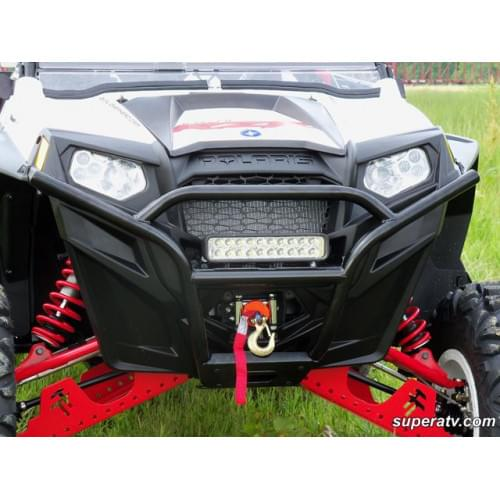 SUPER ATV передний cпортивный бампер для Polaris RZR 900 XP