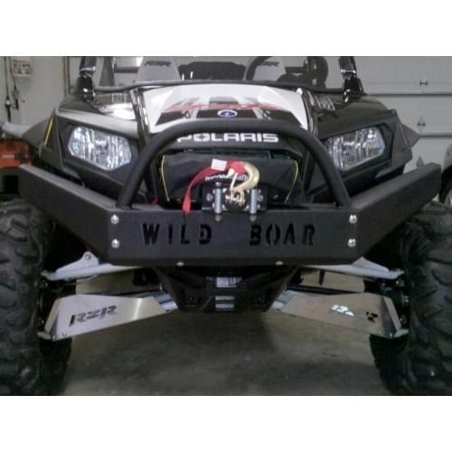 Передний бампер Wild Boar для Polaris RZR/ RZR S/ ...