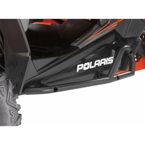 Защита порогов оригинальная Polaris...
