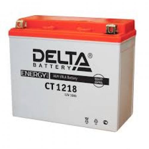"Аккумулятор для квадроцикла ""Delta"" CT 1..."