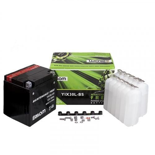 Аккумулятор ATOM YIX30L-BS MF 4011224 / 0445-115...