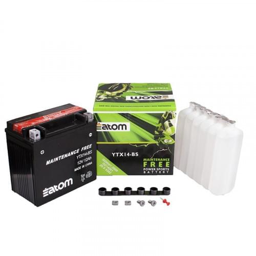 Аккумулятор ATOM 26012-0785 / 26012-1414 / YTX14-B...