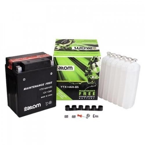 Аккумулятор ATOM YTX14AH-BS MF 4011138 / YTX-14AHB...
