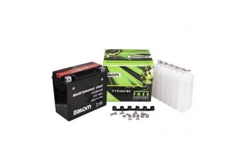 Аккумулятор ATOM 0645-480 / 0645-779 / 0745-406 / YTX20H-BS