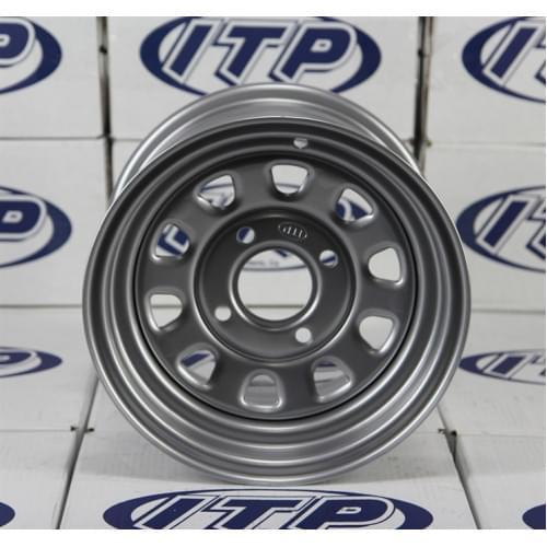 Стальной диск для квадроцикла ITP DELTA STEEL...