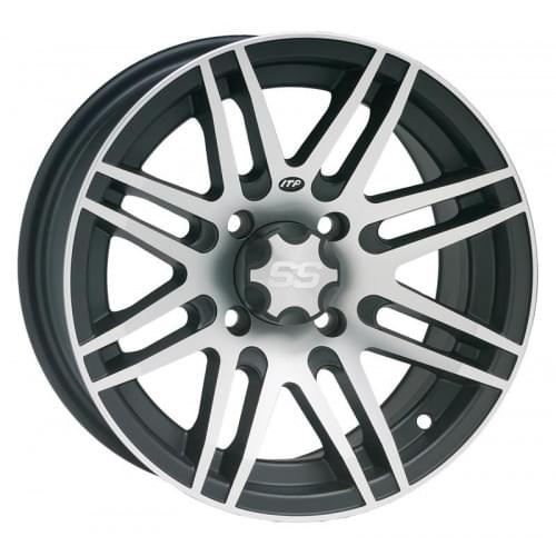 """Диск ITP SS 316 Alloy""""R12"""
