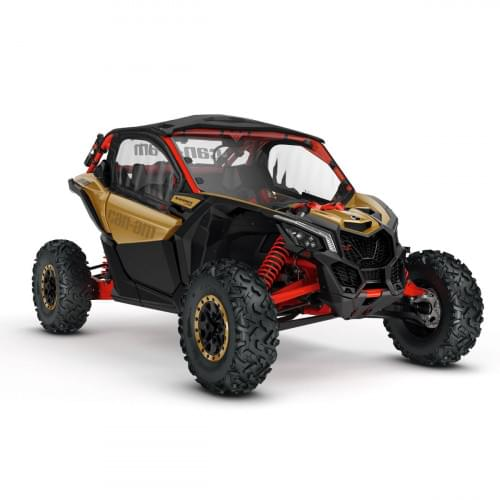 Мягкая кабина для Can am Maverick X3...