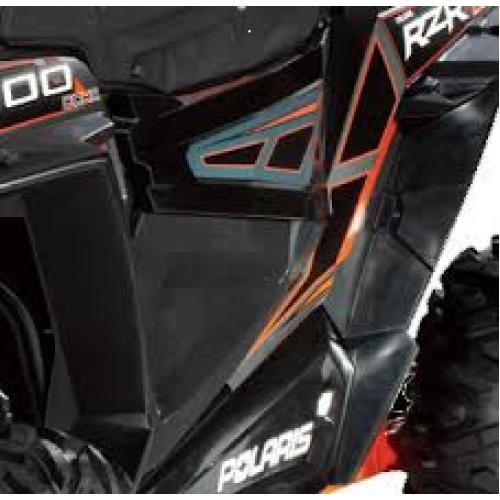 Двери оригинальные нижние для Polaris RZR 1000...