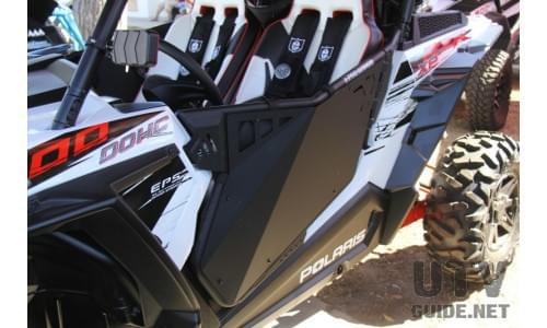 Двери ProArmor для Polaris RZR XP 1000