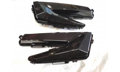 Фонари стоп-сигнал задние комплект тонированные CanAm Maverick X3 710004744 710004743