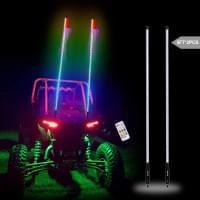 Комплект Светодиодных флагштоков LED для UTV/SSV/Б...
