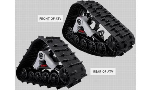 Комплект всесезонных гусениц Commander XTR  для ATV