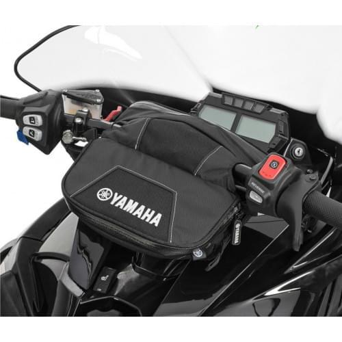 Оригинальная сумка на руль для снегоходов Yamaha...