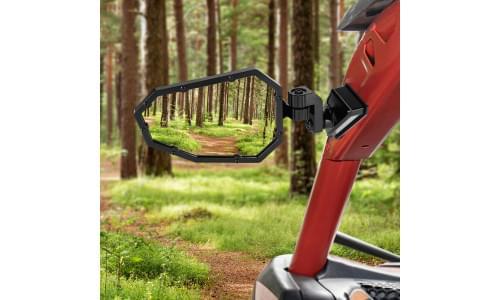 Комплект алюминиевых боковых зеркал для Can-Am Maverick X3