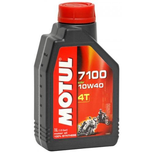 Моторное масло синтетическое Motul 7100 4T 10W40...