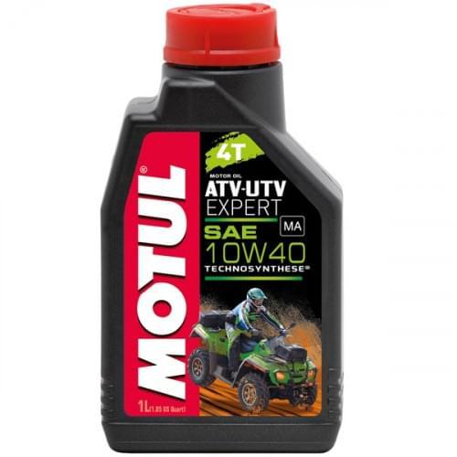 Моторное масло полусинтетическое Motul ATV-UTV Exp...