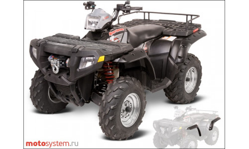 Maier расширители арок для Polaris Sportsman