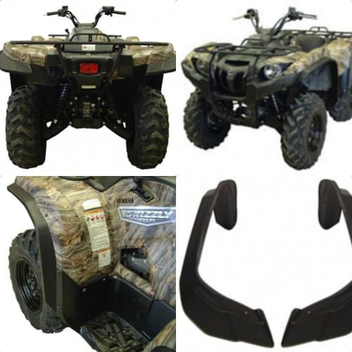 Расширители арок для квадроцикла YAMAHA GRIZZLY 55...