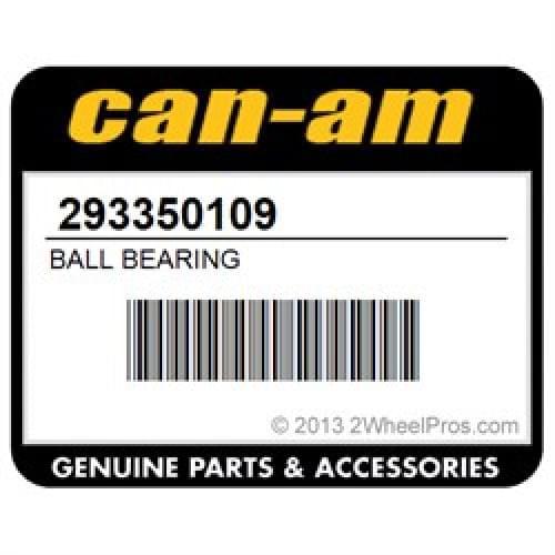 Подшипник ступицы для Can-Am Maverick X3 293350109...