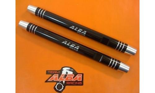 Тяги рулевые усиленные алюминиевые Alba Racing для Can-Am/Maverick