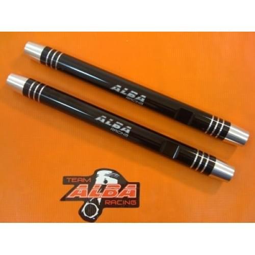 Тяги рулевые усиленные алюминиевые Alba Racing для...