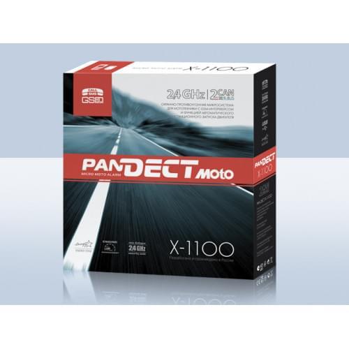 Мотосигнализация Pandect X-1100-Moto...