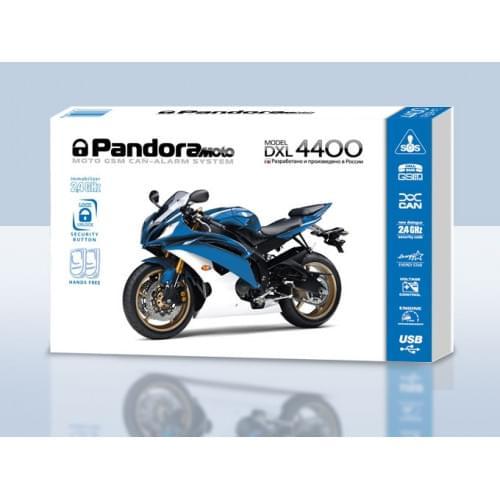 Мотосигнализация Pandora DXL 4400 Moto...
