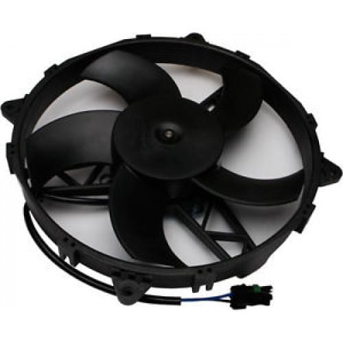 Вентилятор охлаждения радиатора квадроцикла BRP Ca...