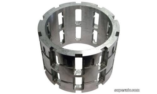 Алюминиевый усиленный сепаратор для переднего редуктора Polaris Sportsman Ranger RZR